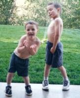 Ryan and Jacob